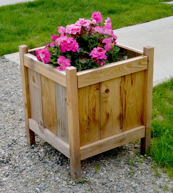 Cedar Planter