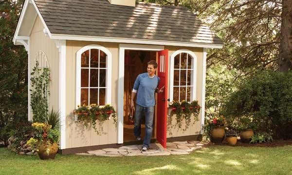 Cheap Storage Shed