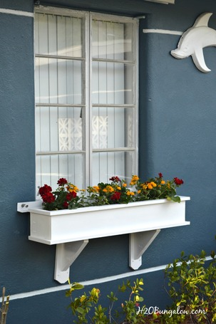 DIY Classic Window Box From Ryobi Nation