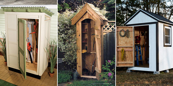 Elegant 15 DIY Garden Shed Plans And Ideas Idea