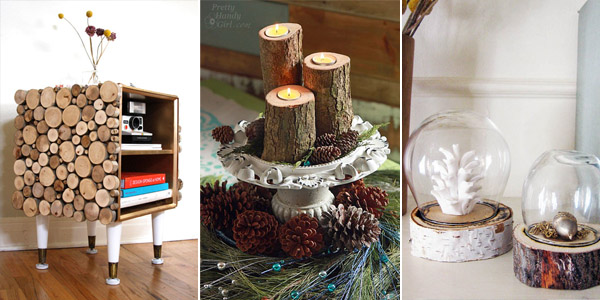 DIY Log Ideas