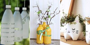 18 Ideas of How To Recycle Plastic Bottles