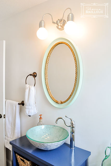 Inexpensive Bathroom Mirror