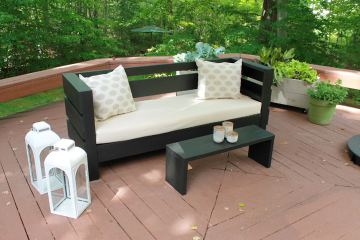 Luxurious Bench