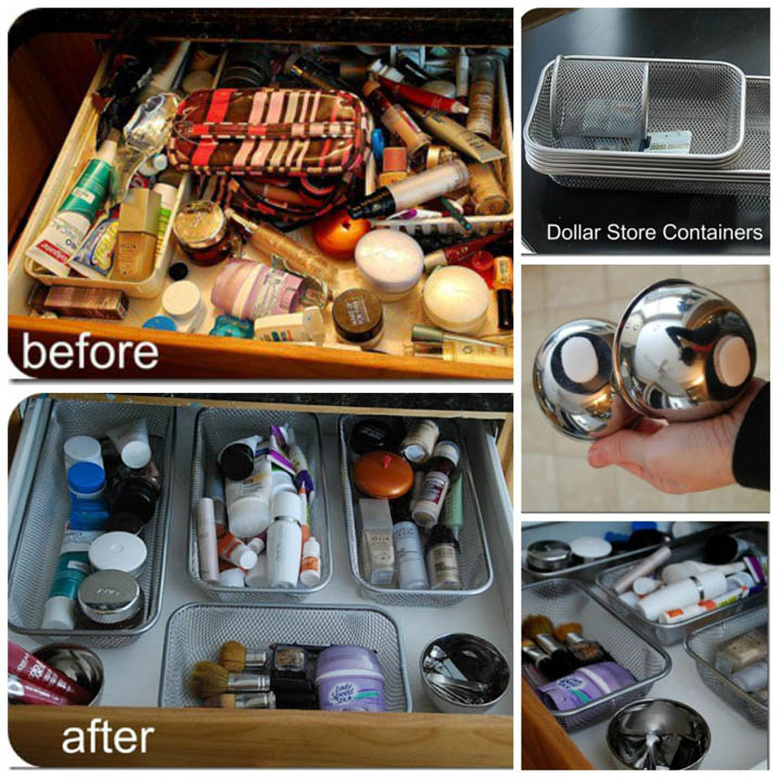 Makeup Drawer Cleanup