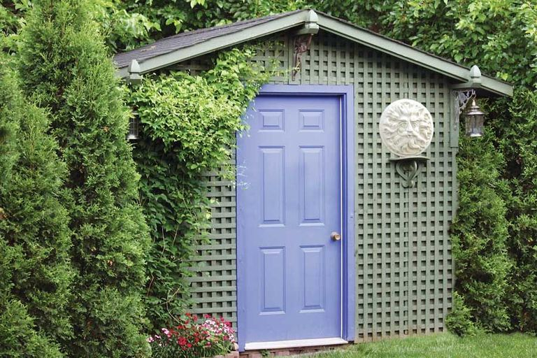 Simple Garden Shed