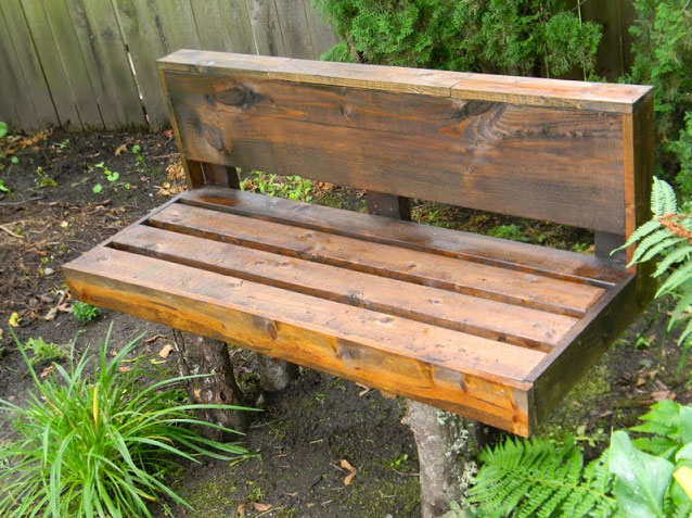 Sturdy Bench