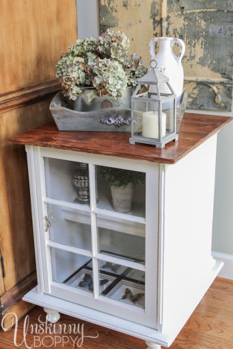 DIY End Table by RogueEngineer
