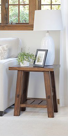 DIY Side Table by BuildBasic