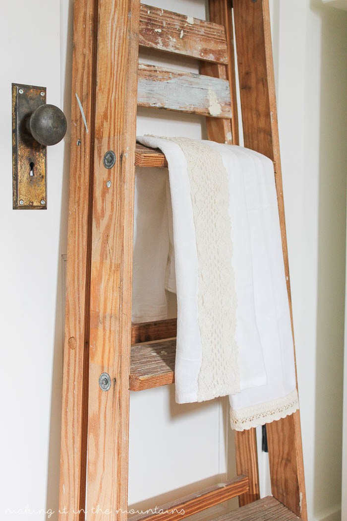 DIY Farmhouse Tea Towels