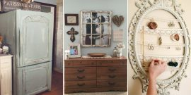 20 DIY Shabby Chic Decor Ideas