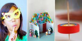 20 Amazing & Easy Paper Crafts For Kids