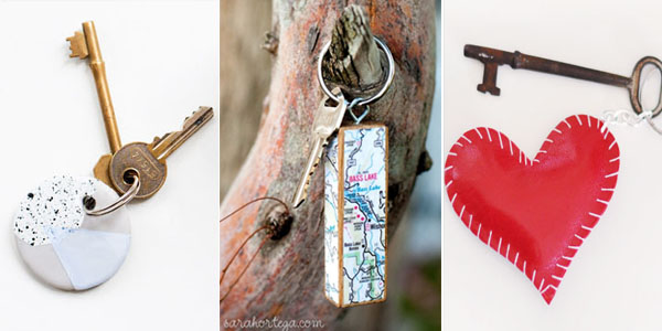 Cool DIY Keychains