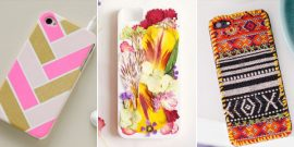Stunning DIY iPhone Cases