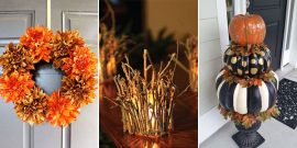 DIY Fall Decor Projects