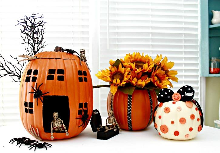 DIY Pumpkin Funkin